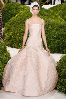 Christian Dior couture s/s 2013 look43