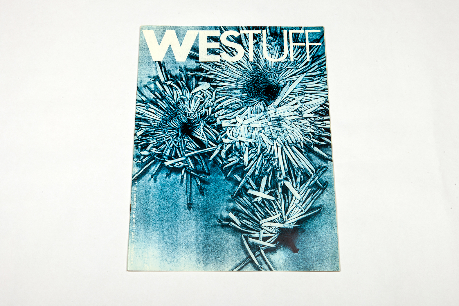 WESTUFF, December 1984. Source: Maria Luisa Friza