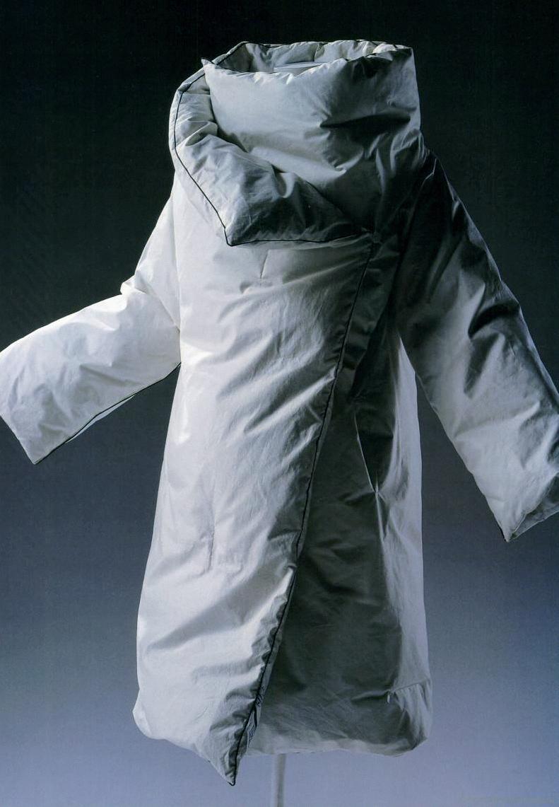 Maison Martin Margiela F:W 1999 duvet coat