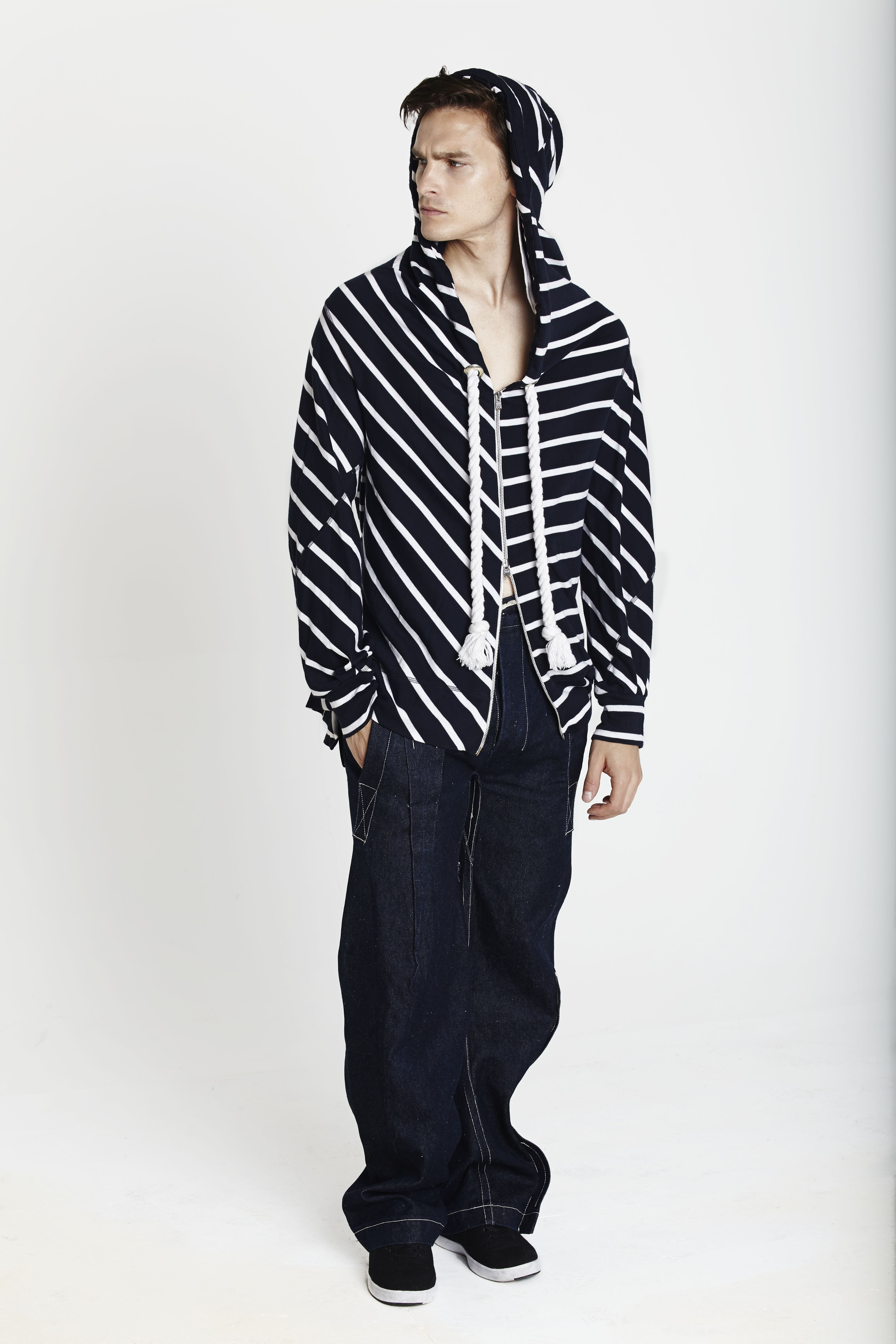 Hoodie and Jeans by Timo Rissanen (2008). Image: Mariano Garcia