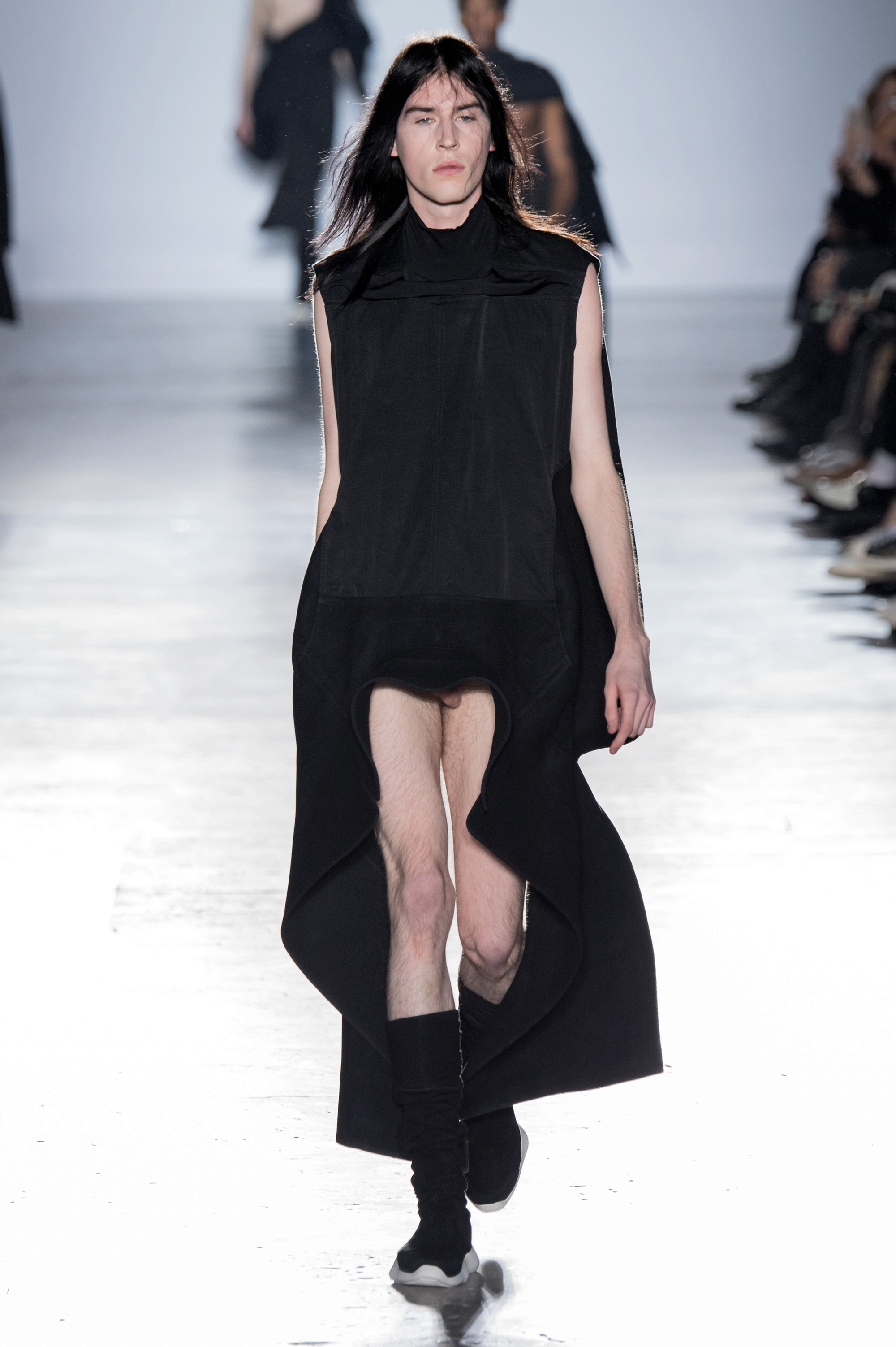 Rick Owens, men's ready-to-wear 2015. Source: Guy Marineau
