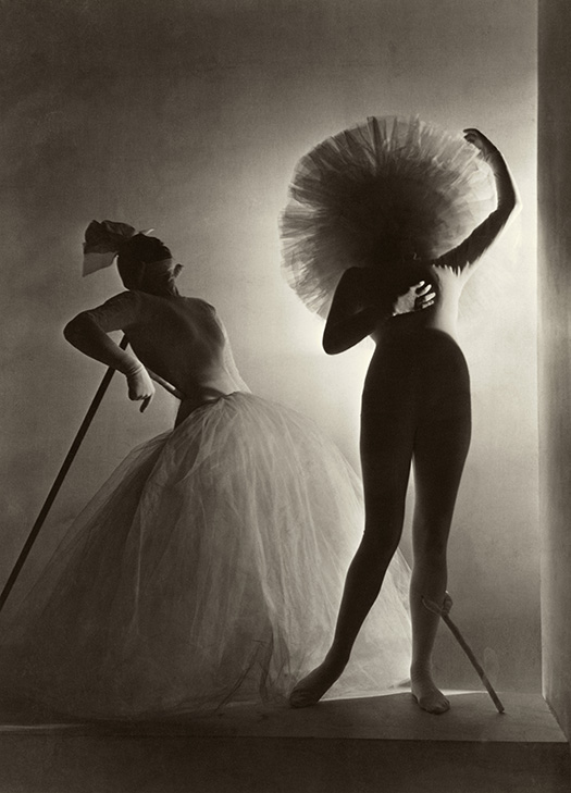 Salvador Dalis costumes for Leonid Massines ballet Bacchanale 1939 Conde Nast Horst Estate Horts (1939)