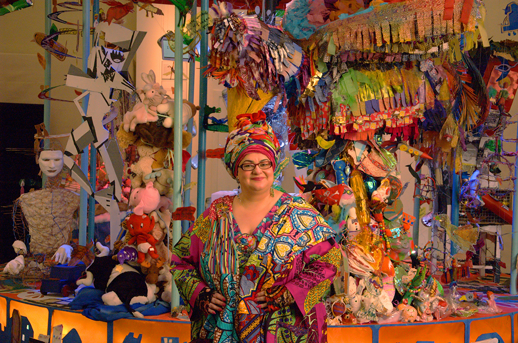 Camila Batmanghelidjh, Founder and Director of Kids Company