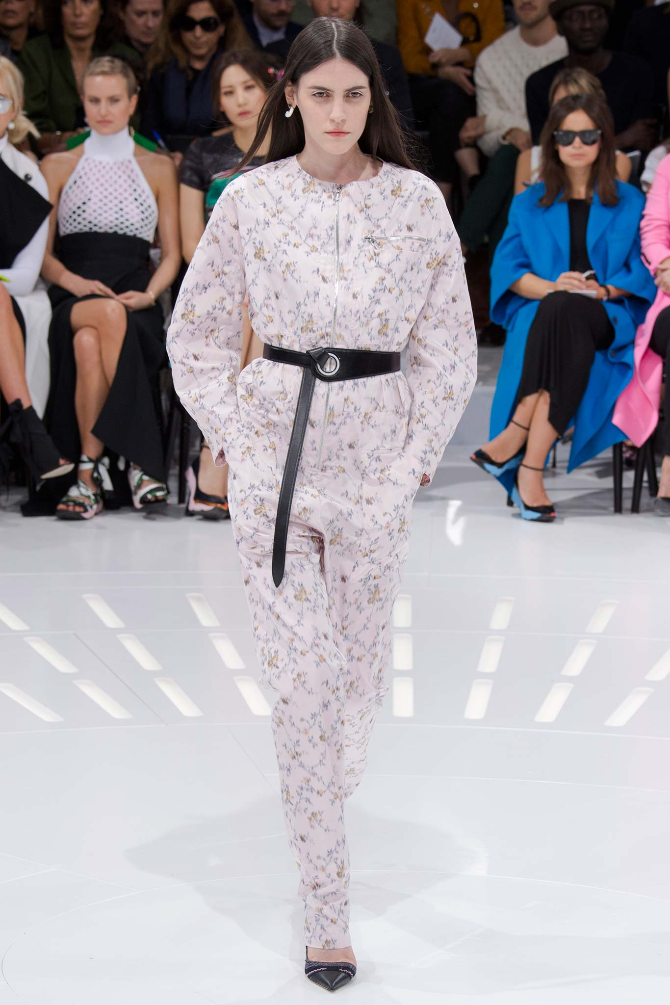 Christian Dior s/s2015, look 15, source: style.com