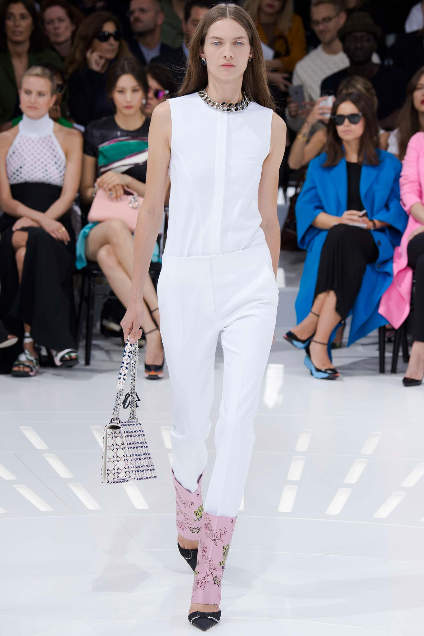 Christian Dior s/s2015, look 2, source: style.com