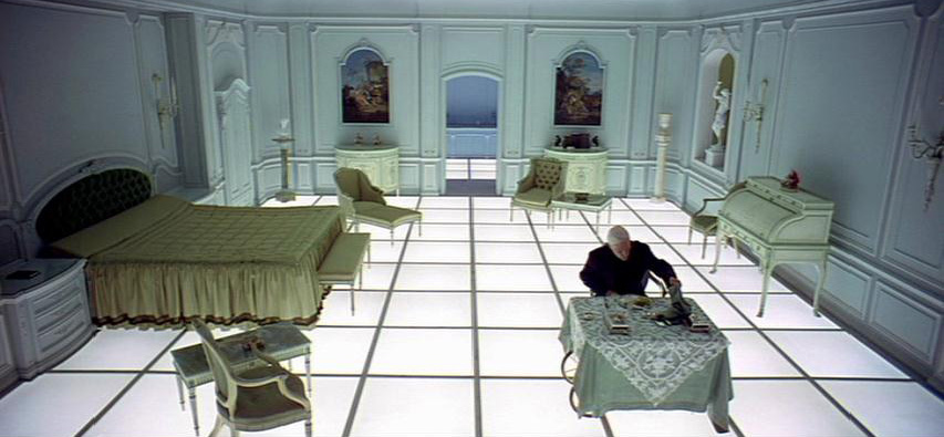 2001: A Space Odyssey (1968) by Stanley Kubrick